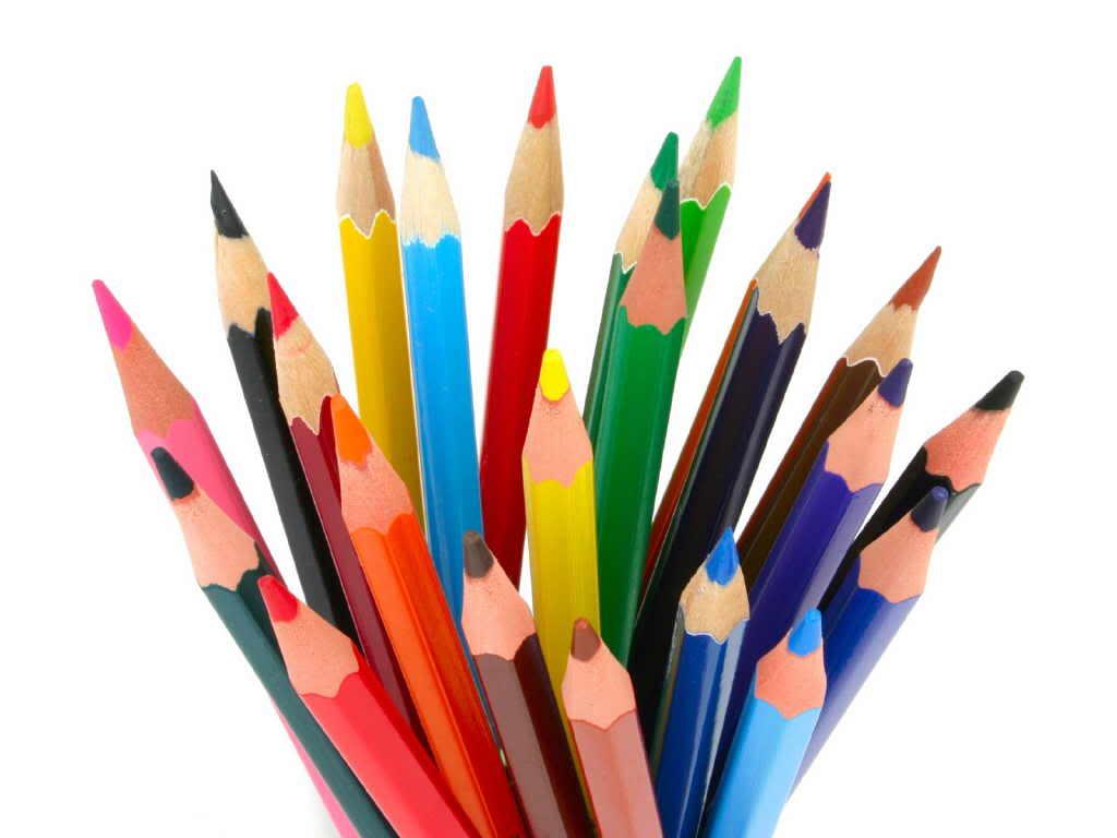 Materiales 1 el dibujo vivimos el arte en el for De colores de colores
