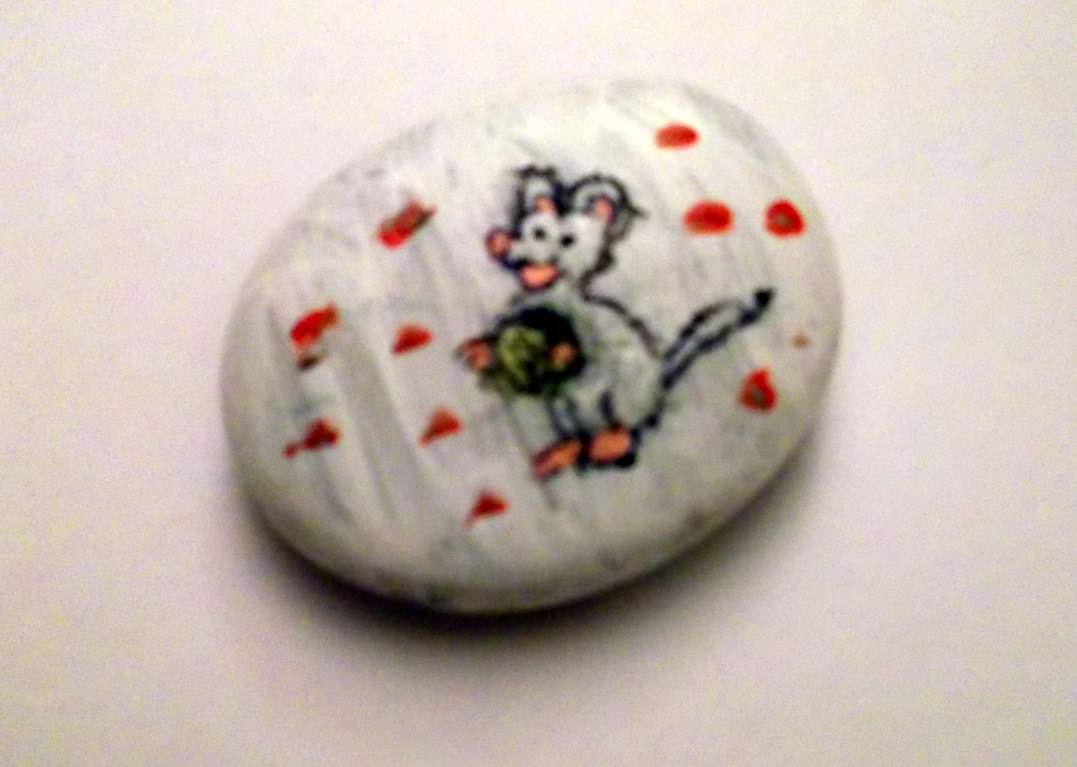 Pintando piedras del rio vivimos el arte en el estudio for Pintura para piedra natural