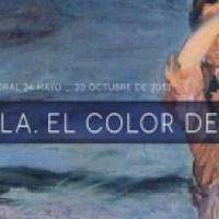 MI VISITA A LA EXPOSICIÓN DE SOROLLA, EL COLOR DEL MAR
