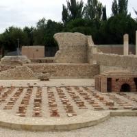 """""""Sábado romano"""". Excursión a COMPLUTUM y la casa de HIPPOLYTUS"""