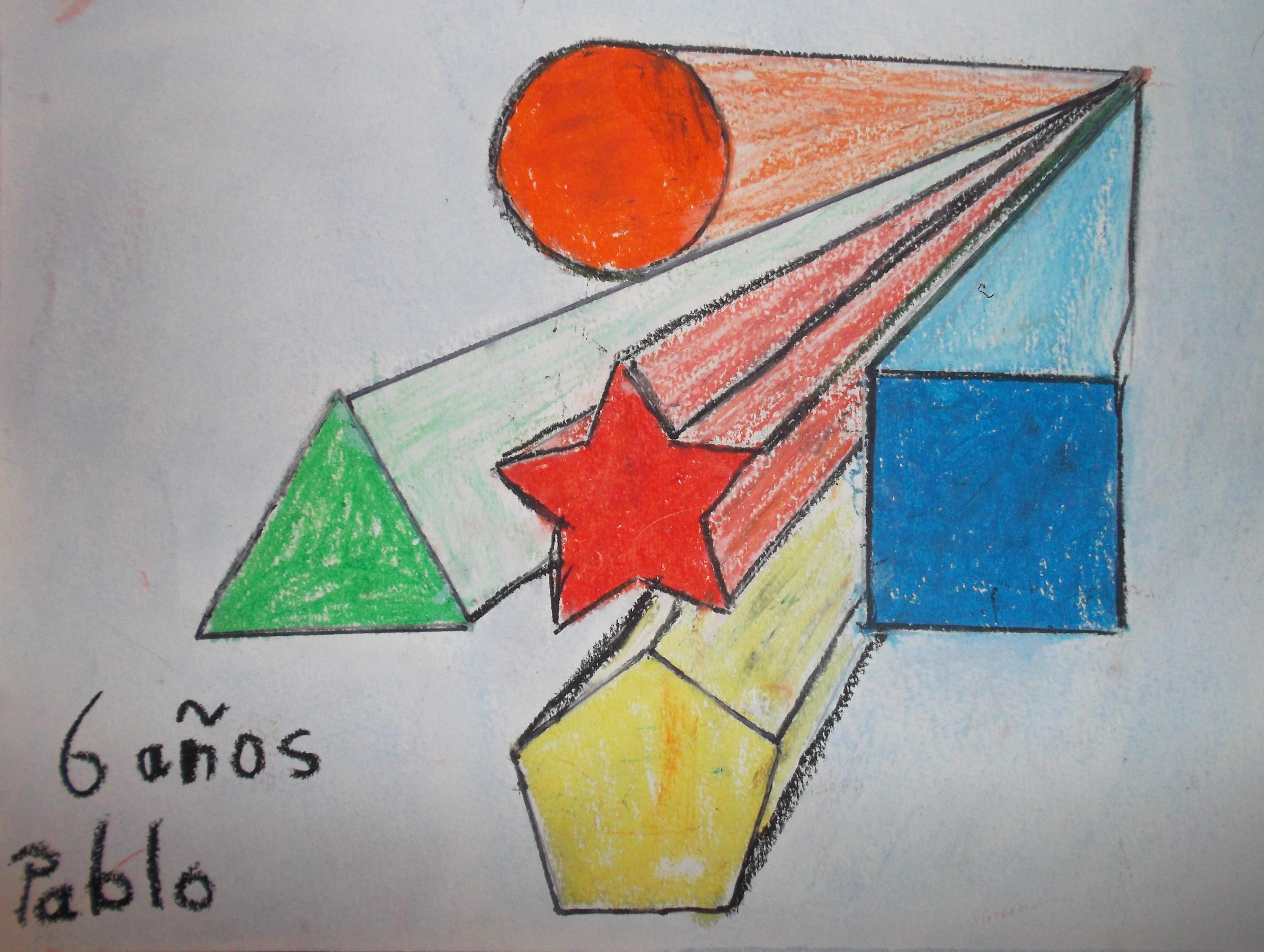 Fugar figuras geom tricas vivimos el arte en el estudio for Cuadros con formas geometricas