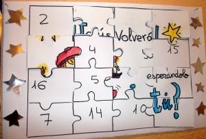 calendario adviento estrella puzzle 2