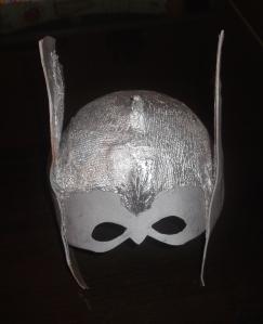 Mascara thor casera carnaval 8