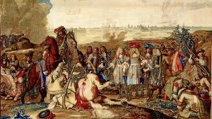 tapiz guerra austria y francia