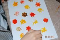camisa pintada dia del padre papel regalo con sello 2