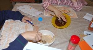 taller de prehistoria niños