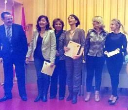 Premio VII Certamen Pintura Asociacion ADA BYRON