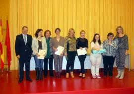 premios VII certamen pintura Asociación Ada Byron