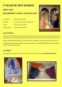 Descubrir a Jesus a traves del arte