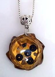 Mis creaciones colgantes con resina epoxi y capsulas - Resina epoxi transparente ...