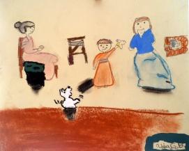 Taller de arte infantil parroquia Nuestra Señora del Rosario de Torrejon de Ardoz - 6