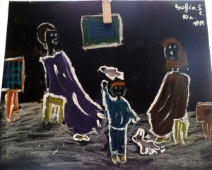 Clases de dibujo para niños en Torrejon de Ardoz