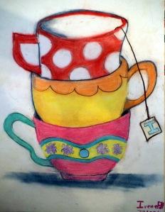 Clases de dibujo y pintura infantil en torrejon de ardoz para niños