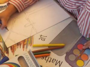 Taller arte infantil Torrejon de Ardoz
