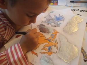Clases de dibujo y pintura en Torrejon de Ardoz