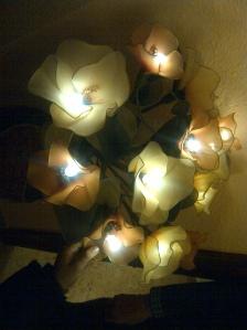 lamparas con medias