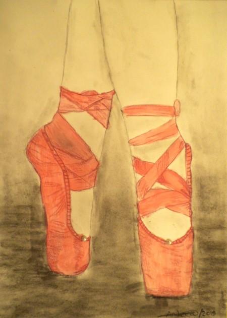 Alumnos de pintura de Cristina Estevas