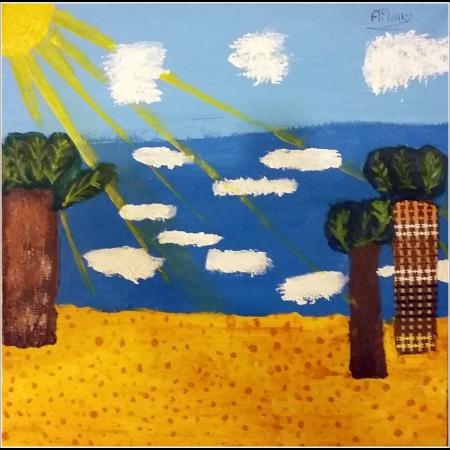 la pintura como terapia infantil