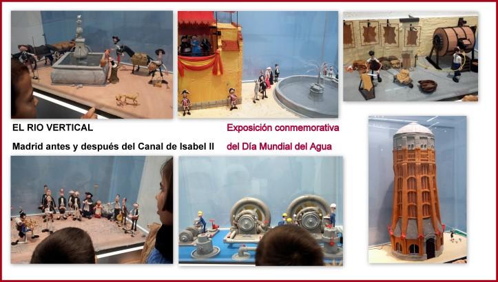 FIGURAS DE PLASTILINA HISTORIA DEL AGUA EN MADRID PARA NIÑOS