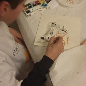 clases de dibujo y pintura epara niños en torrejon de ardoz