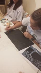 academia de pintura y manualidades para niños en torrejon de ardoz