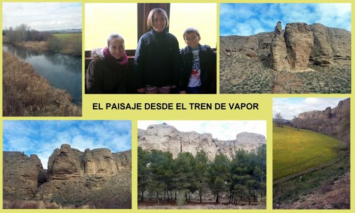 el tren de vapor de arganda planes con niños Madrid 2