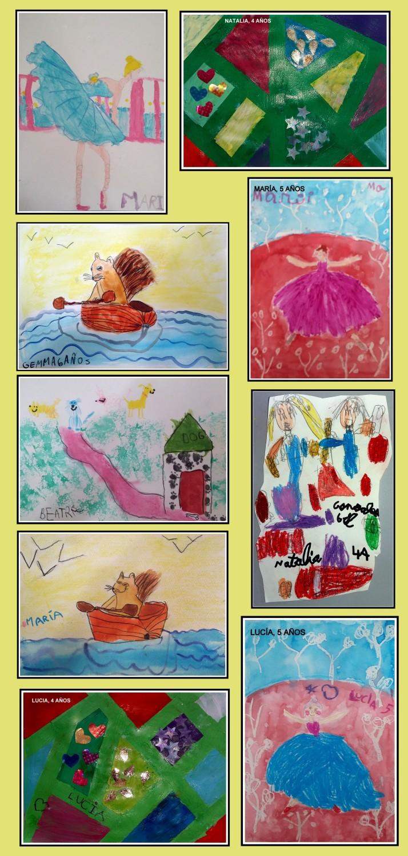 EXPRESIÓN ARTISTICA Y PLASTICA NIÑOS DE 4 A 7 AÑOS TORREJON DE ARDOZ