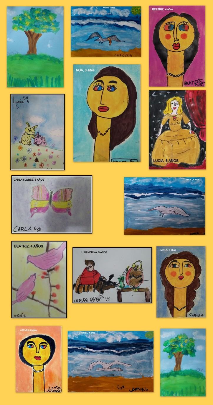 ilustraciones-y-dibujos-retratos-y-paisajes-ninos-de-4-a-6-anos