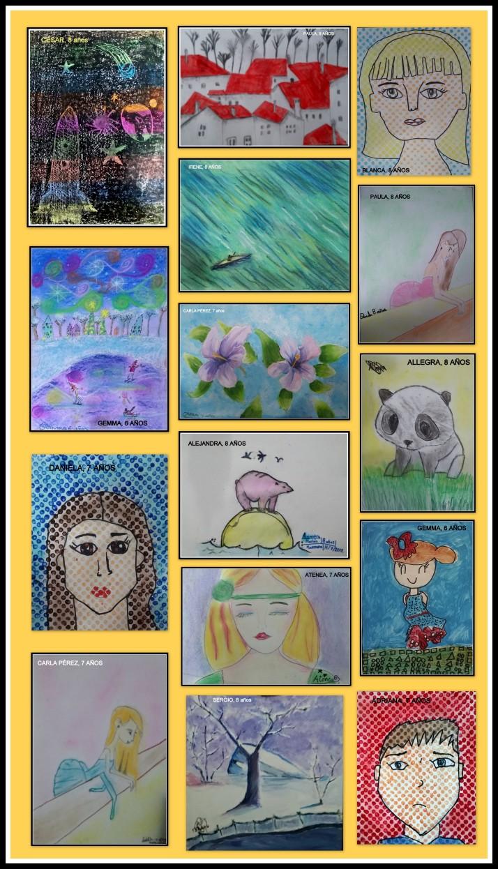 ilustraciones-y-dibujos-retratos-y-paisajes-ninos-de-7-a-8-anos