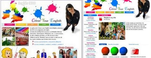 Ejercicios Ingles online interactivo para eso