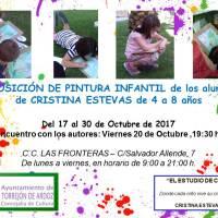 LOS ARTISTAS MÁS PEQUEÑOS HACEN SU PRIMERA EXPOSICIÓN (4 a 8 años)