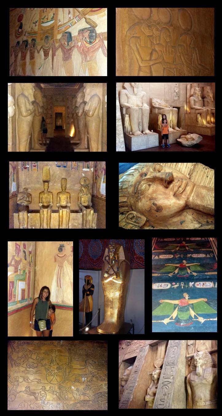 Templo abu simbel ramses ll madrid planes con niños hany mostafa
