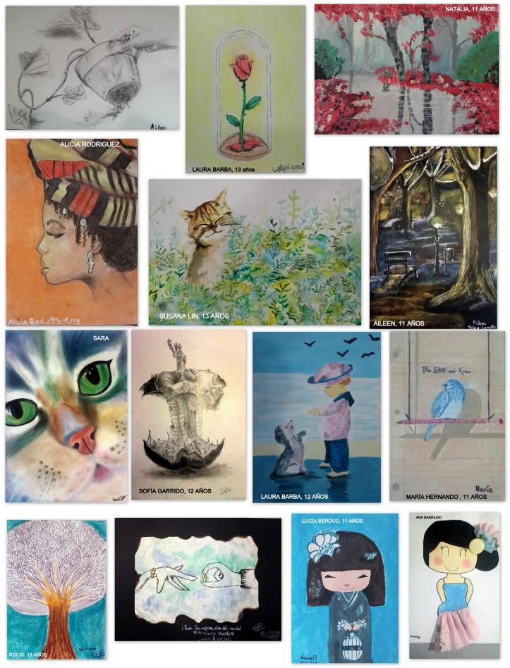 academia clases de pintura y dibujo torrejon de ardoz