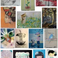 NUEVAS OBRAS DE MIS ARTISTAS DE 11 a 13 años