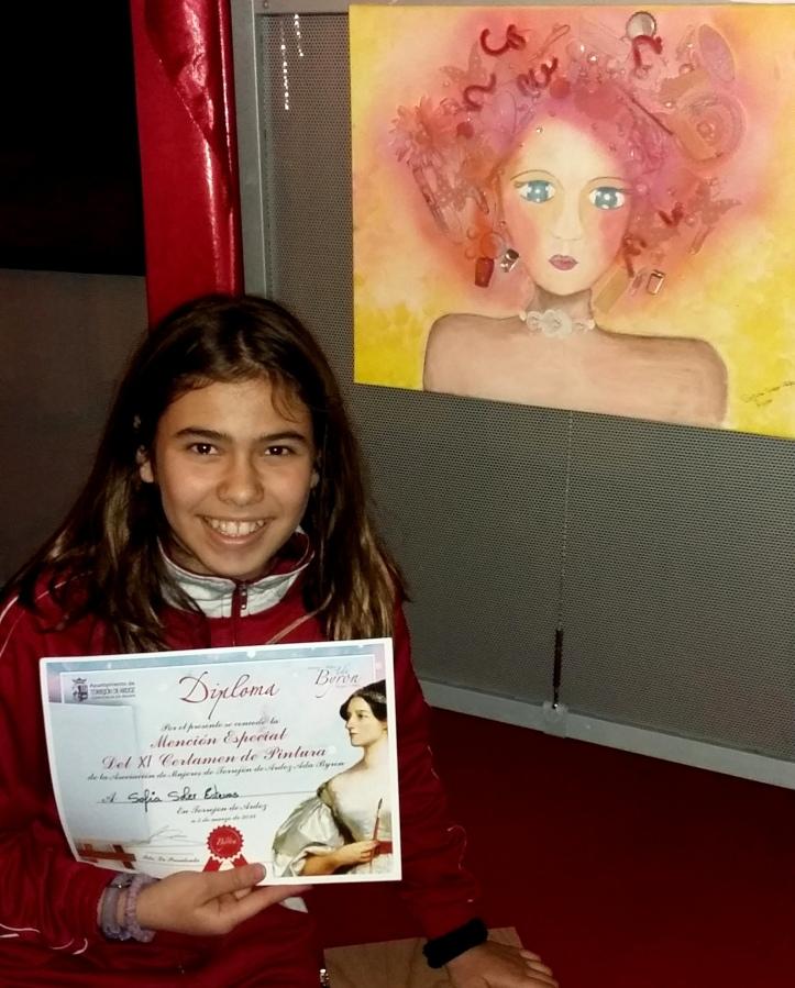 concurso pintura igualdad mujer