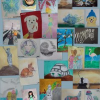 Y SIGO PONIÉNDOME AL DÍA - Mis artistas de 9 a 11 años.