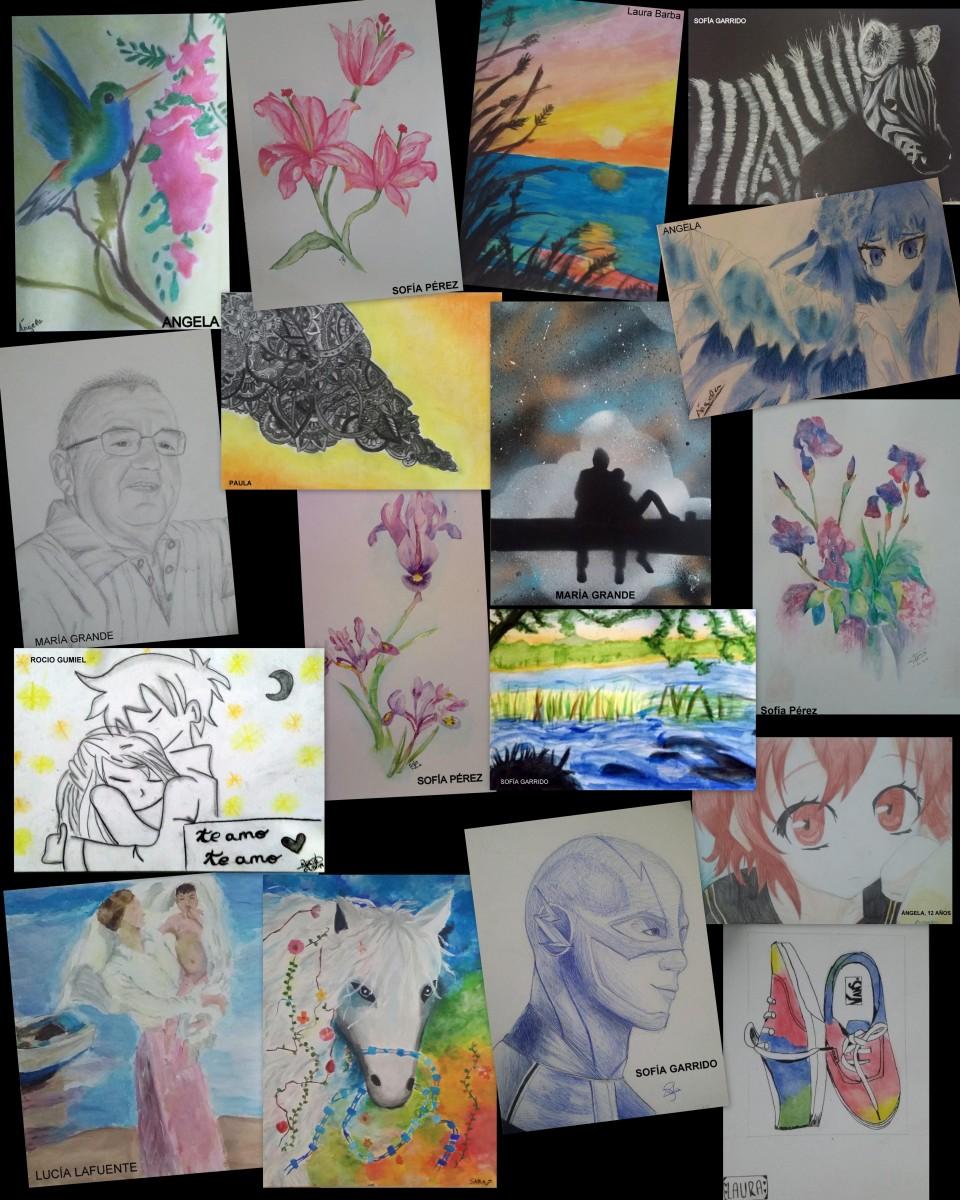 TURNO DE LAS MAYORES - MIS ARTISTAS DE 11 a 14 AÑOS
