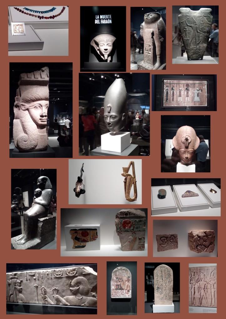 exposición egipto y el faraon en caixa forum madrid planes con niños