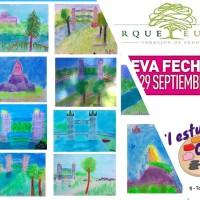 LOS PEQUEÑOS ARTISTAS Y EL 9º ANIVERSARO PARQUE DE EUROPA