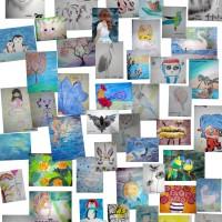 Me deshago de orgullo con mis artistas de 5 a 8 años