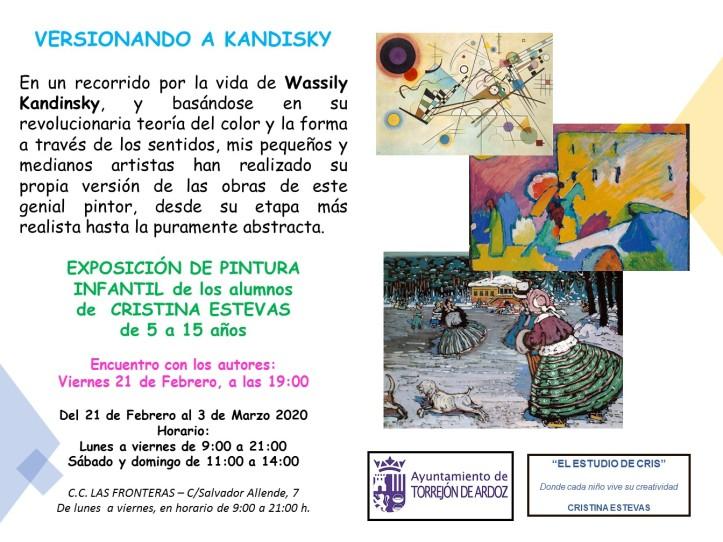 EXPOSICION KANDISKY PARA NIÑOS