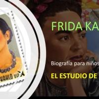 Frida Kahlo, biografía para niños