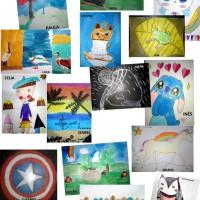 Obras de los más pequeños - 5 a 8 años